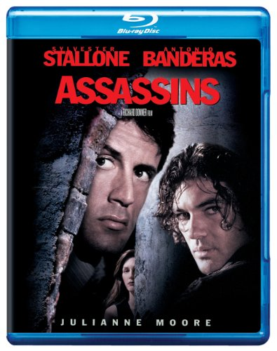 Cover art for  Assassins (BD) [Blu-ray]