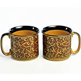 Cultural Concepts Heritage Noodles Mugs - Set Of 2