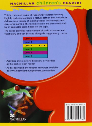 Macmillan Children's Readers Level 3. Endangered Animals. A Safari Adventure