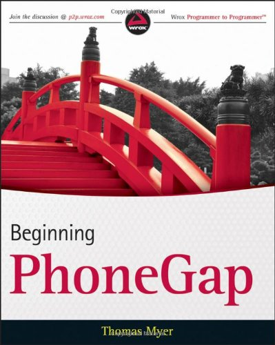 Beginning PhoneGap portable digital version ebook free download