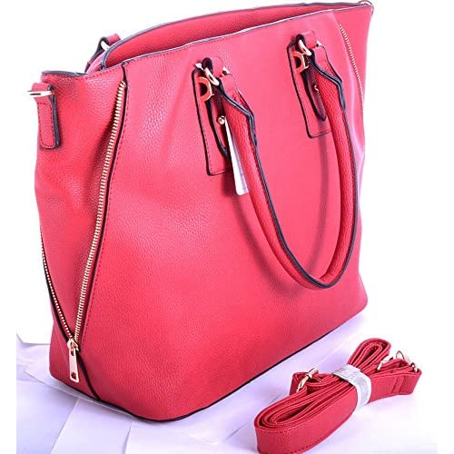 Ladies Large Size Faux Leather Quality Handbag Women's Fashion Designer Tote Bag Celebrity Style CW501410