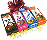 Jelly Belly Candy Disney Special Edition 4 Gift Bag Assortment