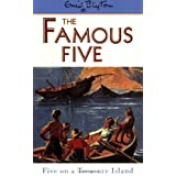 "Five on a Treasure Island (Famous Five)von ""Enid Blyton"""