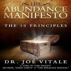 The Abundance Manifesto Audiobook