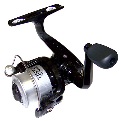 Spinning reel pinnacle tiny classic spinning reel for Pinnacle fishing reels