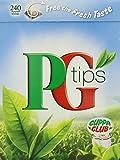 PG Tips Pyramid 240 Btl. - Schwarzer Tee im Pyramid®...