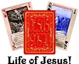 Life of Jesus Deck - Bible Playing Cards that Celebrate the Life of Jesus, Including His Birth - Chr