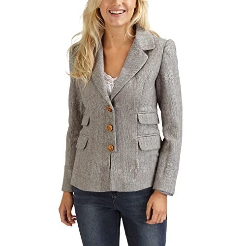 Joe Browns Women's Terrific Tailored Long Sleeved Blazer Jacket