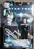 Star Trek First Contact CAPTAIN JEAN-LUC PICARD of the U.S.S Enterprise [Toy]