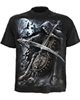 Spiral Symphony Of Death T-Shirt schwarz