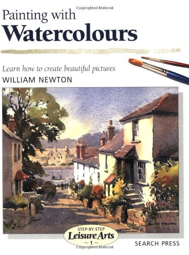 Painting with Watercolours (Leisure Arts)