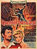 The Adventures of Quentin Durward Poster Movie Foreign 11x17 Robert Taylor Ka...