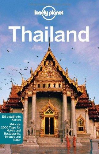 Lonely Planet Reiseführer Thailand von China