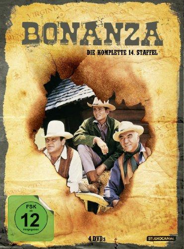 Bonanza - Die komplette 14. Staffel [4 DVDs]