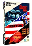 The Longest Day/Patton/Tora! Tora! Tora! [DVD]