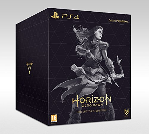 Horizon Zero Dawn - Collector's - PlayStation 4