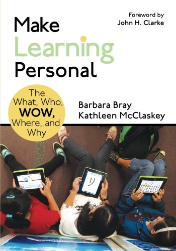 Make Learning Personal: The What, Who, WOW, Where, and Why (Make Learning Personal compare prices)