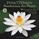 Pema Chödrön: Awakening The Heart 2015 Wall Calendar