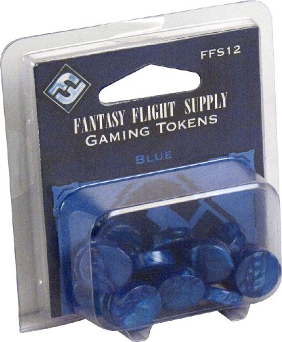 Gaming Tokens: Blue - 1
