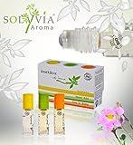Solyvia - 10-1_BOX_WEEKBO - Week Box - La Box Spéciale - Week-End en Famille - Roll-On d'Huiles Essentielles Bio - 3 x 5 ml
