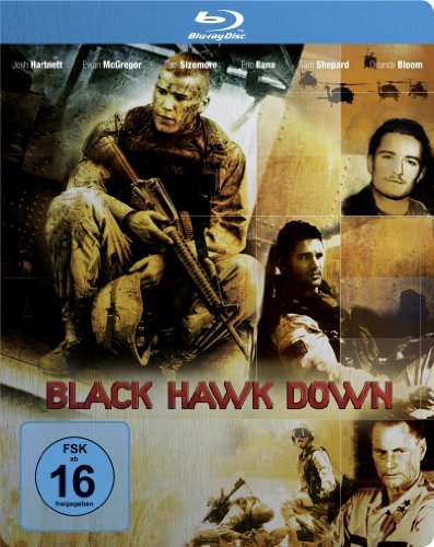Black Hawk Down - Steelbook [Blu-ray] [Limited Edition]