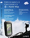 Garmin TOPO Swiss v3 with Raster Map