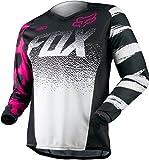 Fox Racing Women's 180 Jersey - Large/Black/Pink
