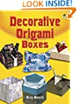 Decorative Origami Boxes (Dover Origa...