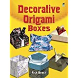 "Decorative Origami Boxes (Dover Origami Papercraft)von ""Rick Beech"""