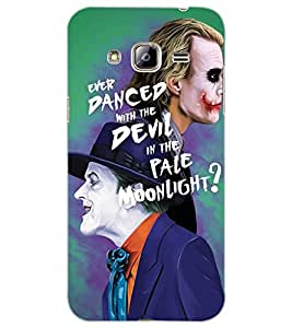 Axes Premium Designer Back Cover forSamsung Galaxy J3 Pro (-d896