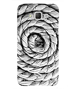 Thick Rope 3D Hard Polycarbonate Designer Back Case Cover for Samsung Galaxy Grand Max