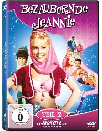 Bezaubernde Jeannie - Season 3, Vol.2 [2 DVDs]