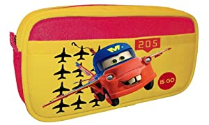 Cars UVA Fragola Flat Pencil Case