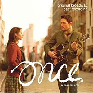 'Once: A New Musical' cast recording