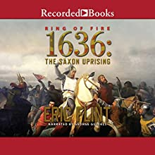 1636: The Saxon Uprising Audiobook by Eric Flint Narrated by George Guidall