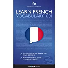 Learn French: Word Power 1001 (       UNABRIDGED) by Innovative Language Learning