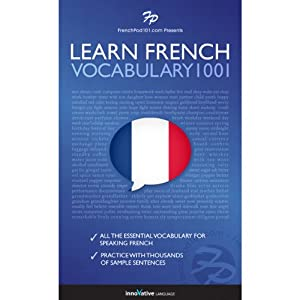 Learn French: Word Power 1001 | [Innovative Language Learning]
