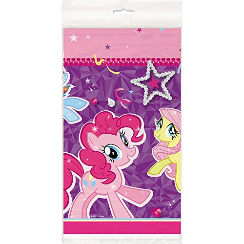 My Little Pony 'Pinkie Pie' Plastic Tablecover (1ct)