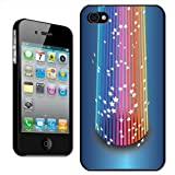 Fancy A Snuggle 'Starlight Express' Clip On Back Cover Hard Case for Apple iPhone 4/4S