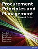 img - for Procurement, Principles & Management, 11th ed. book / textbook / text book