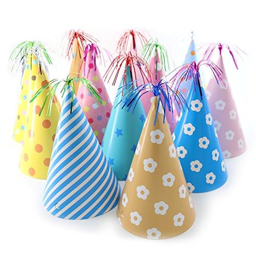 Birthday-Hat-12-pcs-DIY-Paper-Cone-Birthday-Party-Hats-for-kidsgirlsboyschildadult