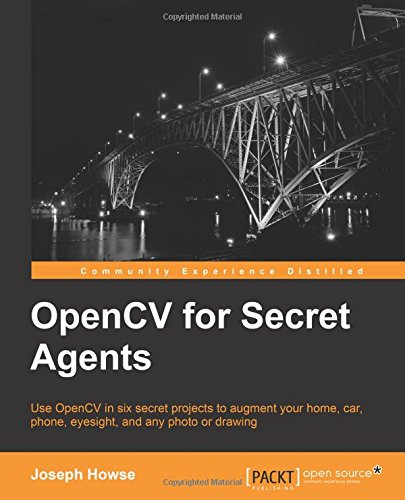 OpenCV for Secret Agents