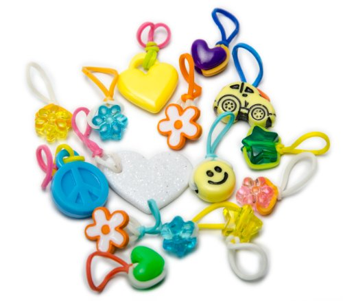 Exclusive goloops! Girlie Mix (15 Charms) - 1