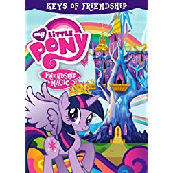 My Little Pony Friendship Is Magic: The Keys Of Friendship