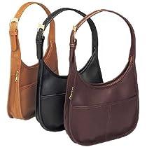 Galco Meridian Holster Handbag (Brown, Ambi)
