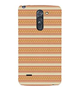Bridge Road Rangoli 3D Hard Polycarbonate Designer Back Case Cover for LG G3 Stylus :: LG G3 Stylus D690N :: LG G3 Stylus D690