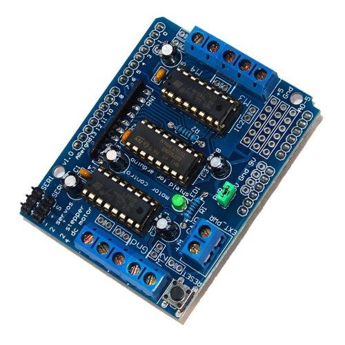 Arduino-based line follower robot Adafruit Industries
