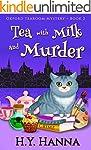 Tea with Milk and Murder (Oxford Tear...