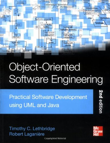 Object-Oriented Software Engineering: Practical Software Development using UML and Java, Second Edition