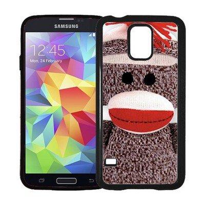 Houseofcases Sock Monkey Samsung Galaxy S5 Case - Fits Samsung Galaxy S5